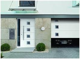 Секционные гаражные ворота немецкого производителя  «Hormann».
